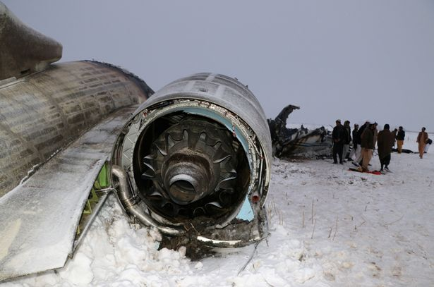 """PATHETIC U.S. IMPERIALISTS PLANNING TO """"HEROICALLY"""" BOMB OWN CRASHED PLANE"""