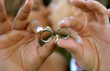 đeo nhẫn