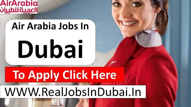 Air Arabia Hiring Staff In Sharjah - UAE 2021