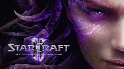 تحميل لعبة STARCRAFT 2 HEART OF THE SWARM للكمبيوتر