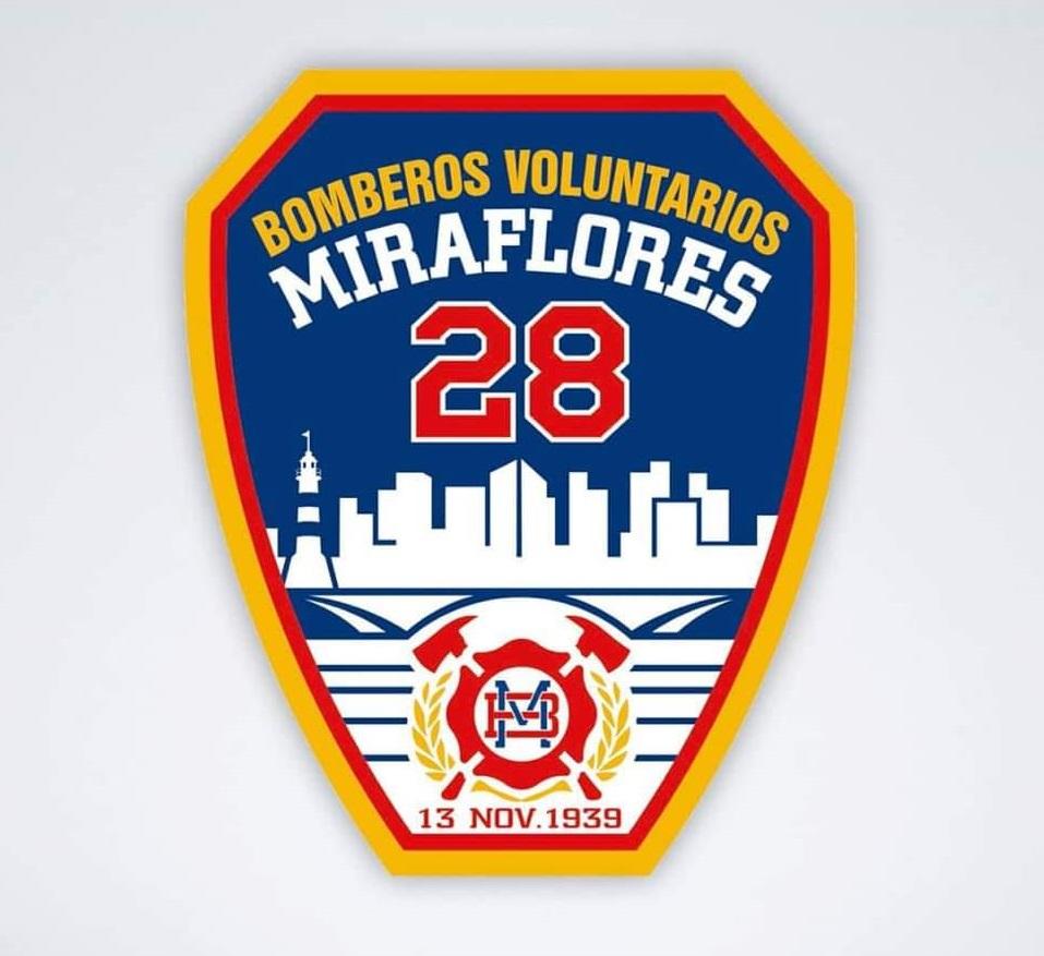 bomberos miraflores