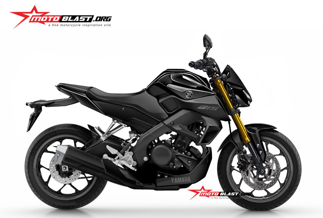 Sesosok motor mirip Xabre 150 Facelift tertangkap kamera, inikah Yamaha MT-15 ?