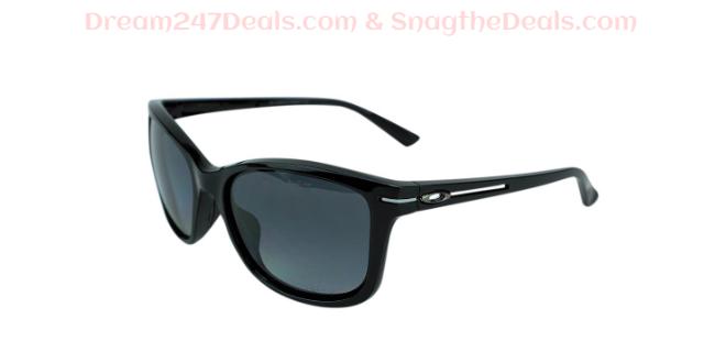 Oakley Women's Drop In Polarized Sunglasses  for $58