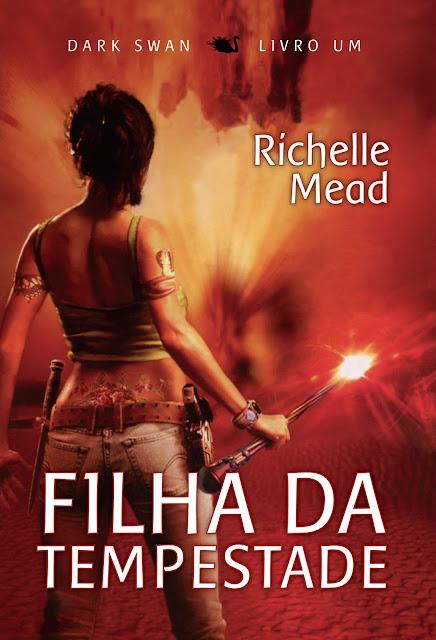 "News: Book trailer do livro ""Filha da Tempestade"" de Richelle Mead 10"