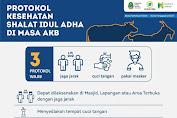 Pemprov Jabar Keluarkan Protokol Idul Adha di Tengah Wabah COVID-19