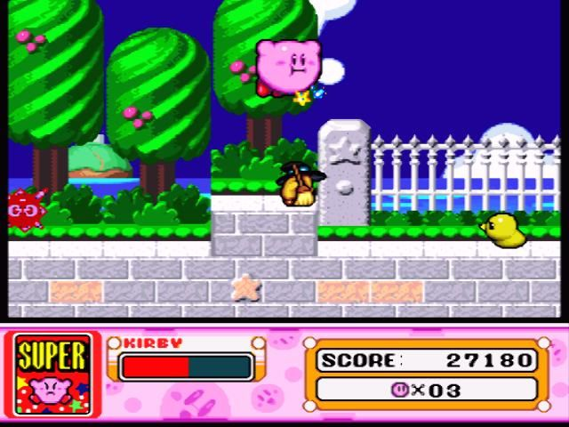 Retro Game Reviews: Kirby Super Star (SNES review)