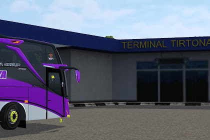 Jetbus 3+ SHD Mercy O500RS By Angga Saputro