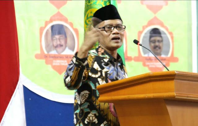 Tentang 200 Mubaligh Versi Kemenag, Ini Kritik Ketua Umum PP Muhammadiyah
