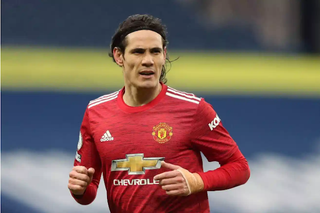 Ighalo urges Cavani to stay at Manchester United