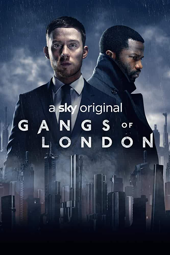 Gangs Of London S01 English Complete Series 480p WEB-DL