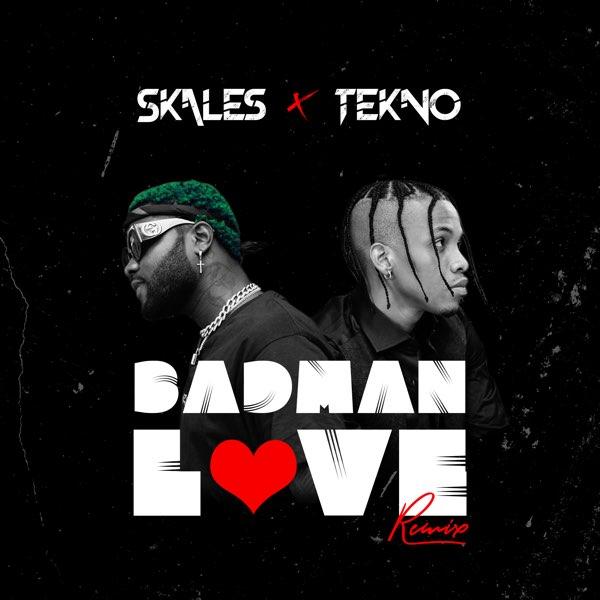 [Mp3] Skales Ft. Tekno – Badman Love (Remix)