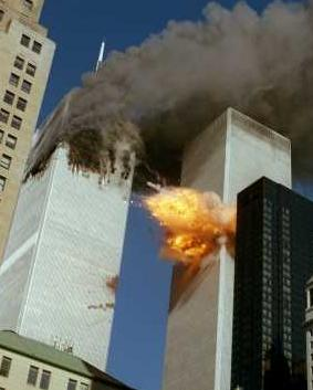 September 11 Twin Tower attacks