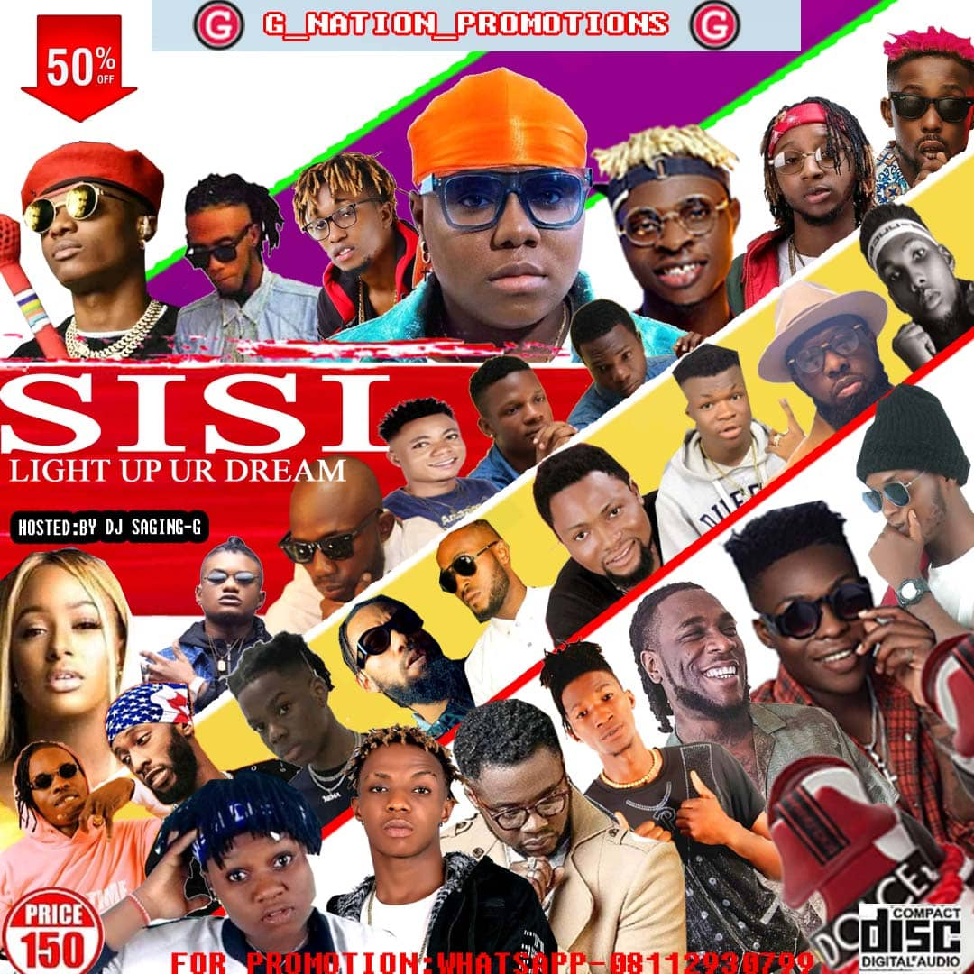 321lambas Mixtape || Download DJ Saging G - Sisi Light Up Ur Dream