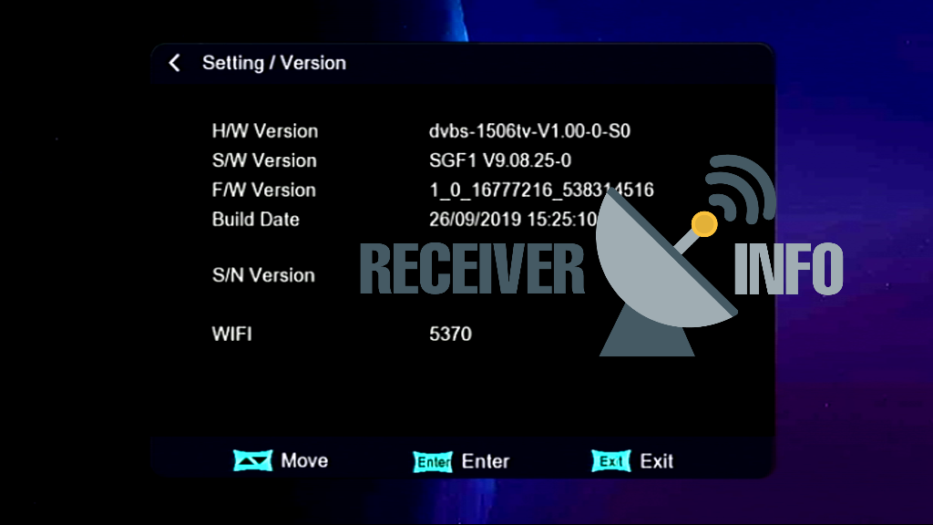 STAR TRACK ST-550D 1506TV  HD RECEIVER NEW SOFTWARE UPDATE