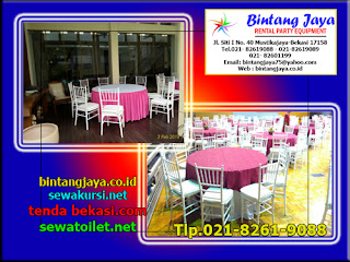 rental kursi tiffany