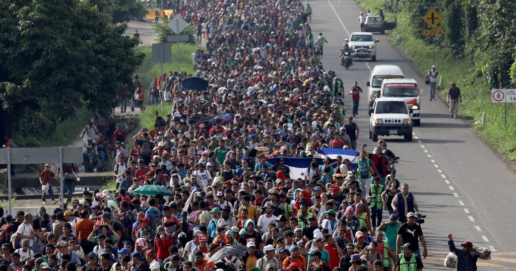 BREAKING, Trump Punishes Central American Countries Over Migrants, Suspends Aid