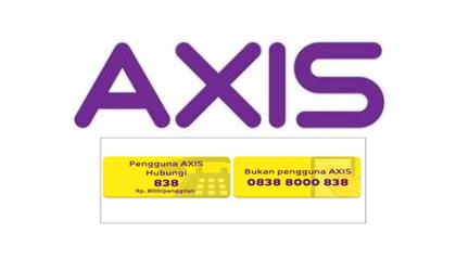 Nomor Call Center Axis Customer Service 24 Jam Layanan Bebas Pulsa 2018