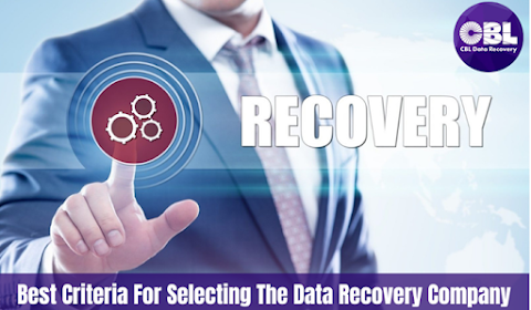 Best Criteria For Selecting The Data Recovery Company