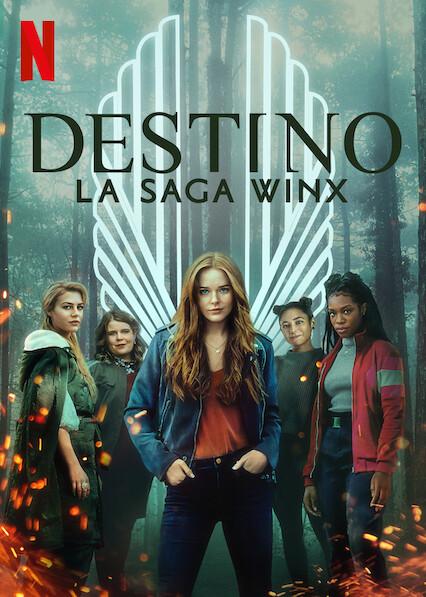 Fate: The Winx Saga (2021) Temporada 1 NF WEB-DL 1080p Latino