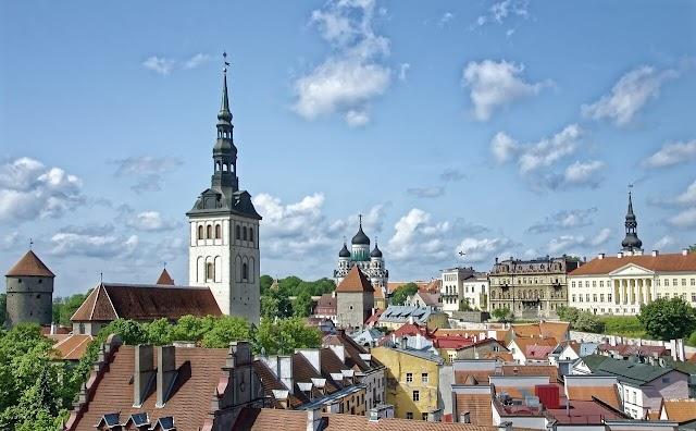 A small trip deep into Estonia.