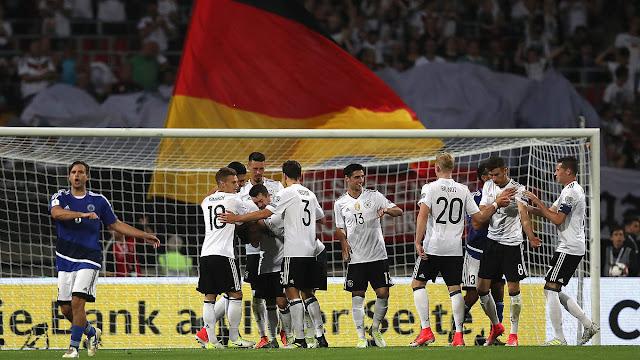 GERMANY TETAP TAK TERKALAHKAN DI KUALIFIKASI