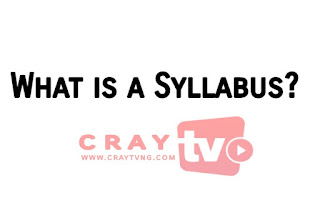 What is a Syllabus?