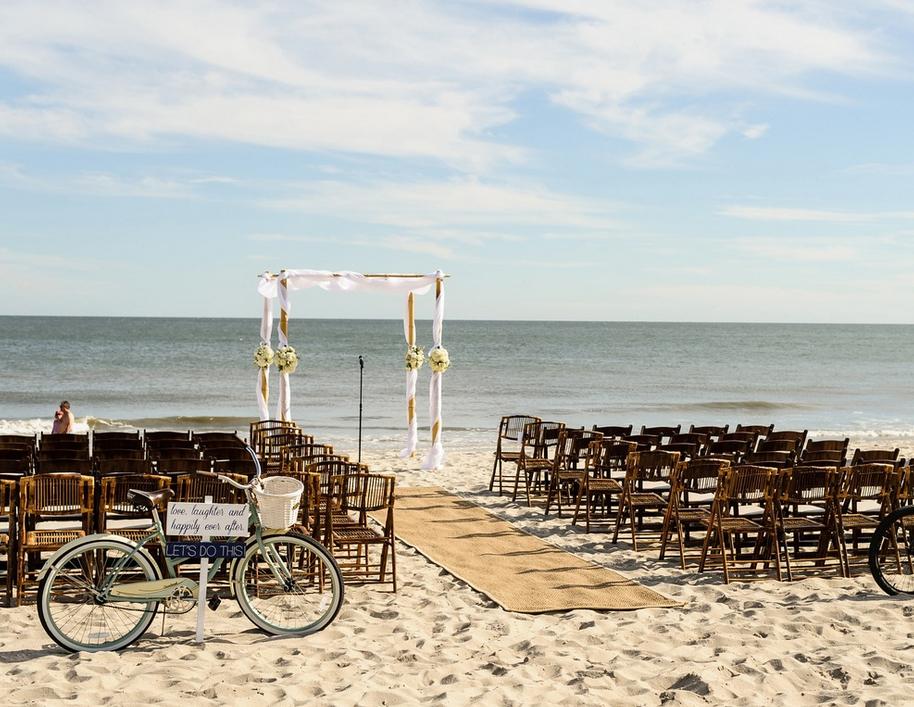 Ocean Club Hotel Cape May NJ Wedding Venue