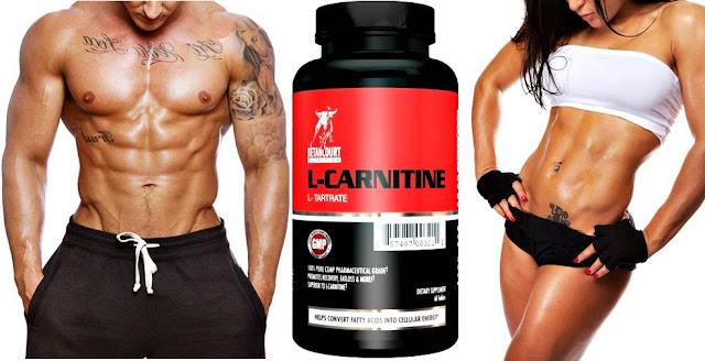 La Carnitina ayuda a quemar grasa y a mejorar el rendimiento