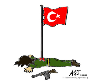 curdi, turchia, siria
