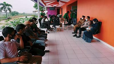 Belajar Pertanian Di Mitra Farm, Bupati MB, Sambut Warga Tani Desa Tanete Dan Mahasiswa UINAM