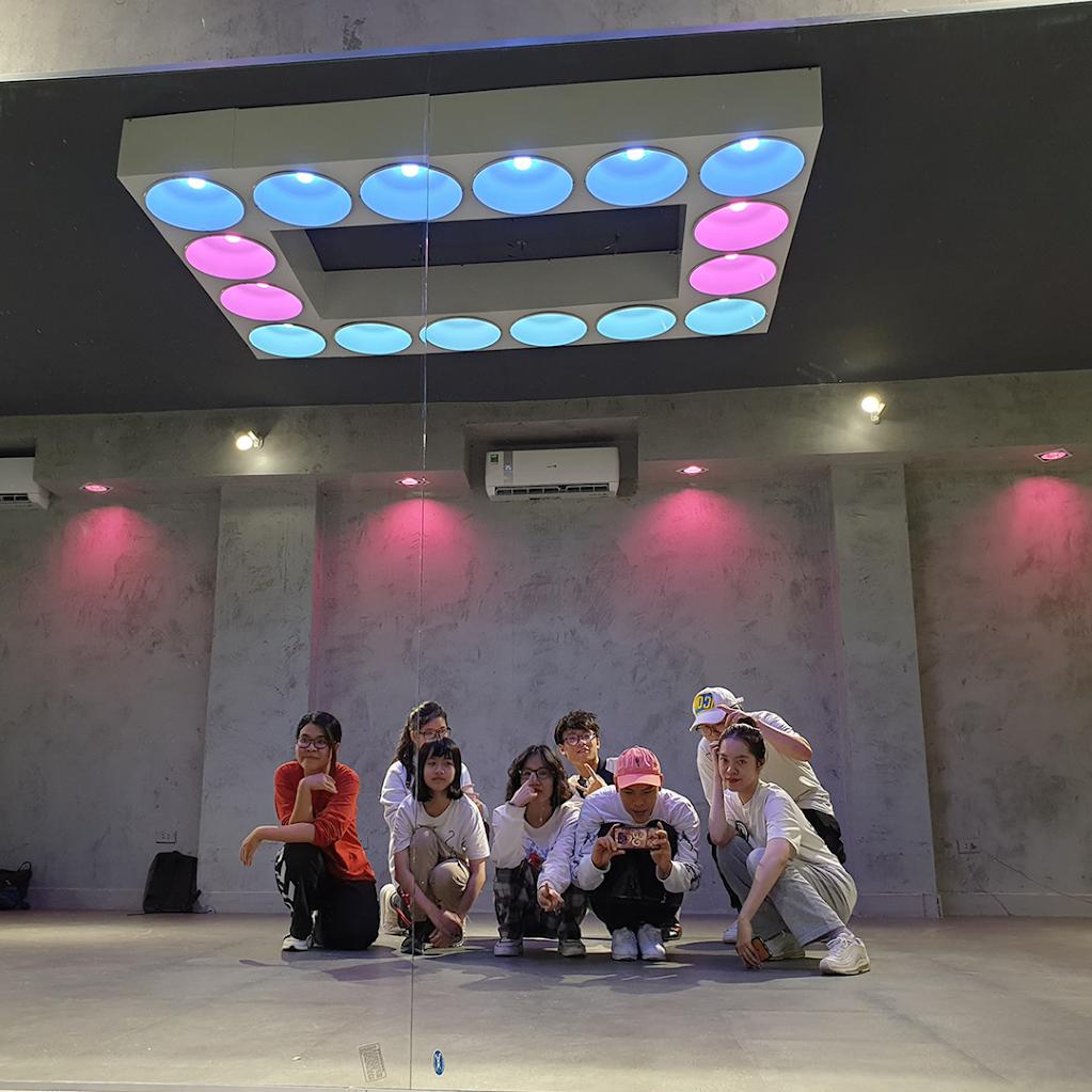 [A120] Đăng kí khóa cơ bản học nhảy HipHop tại Cầu Giấy
