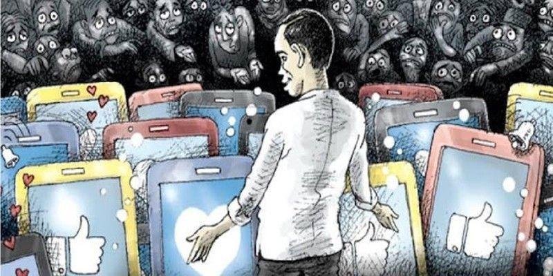 Aktivis Politik: Lagi-lagi BuzzerRp Mendadak Membisu Soal SP3 Kasus Korupsi Sjamsul Nursalim