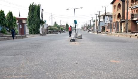 FG threatens to extend stay-at-home order