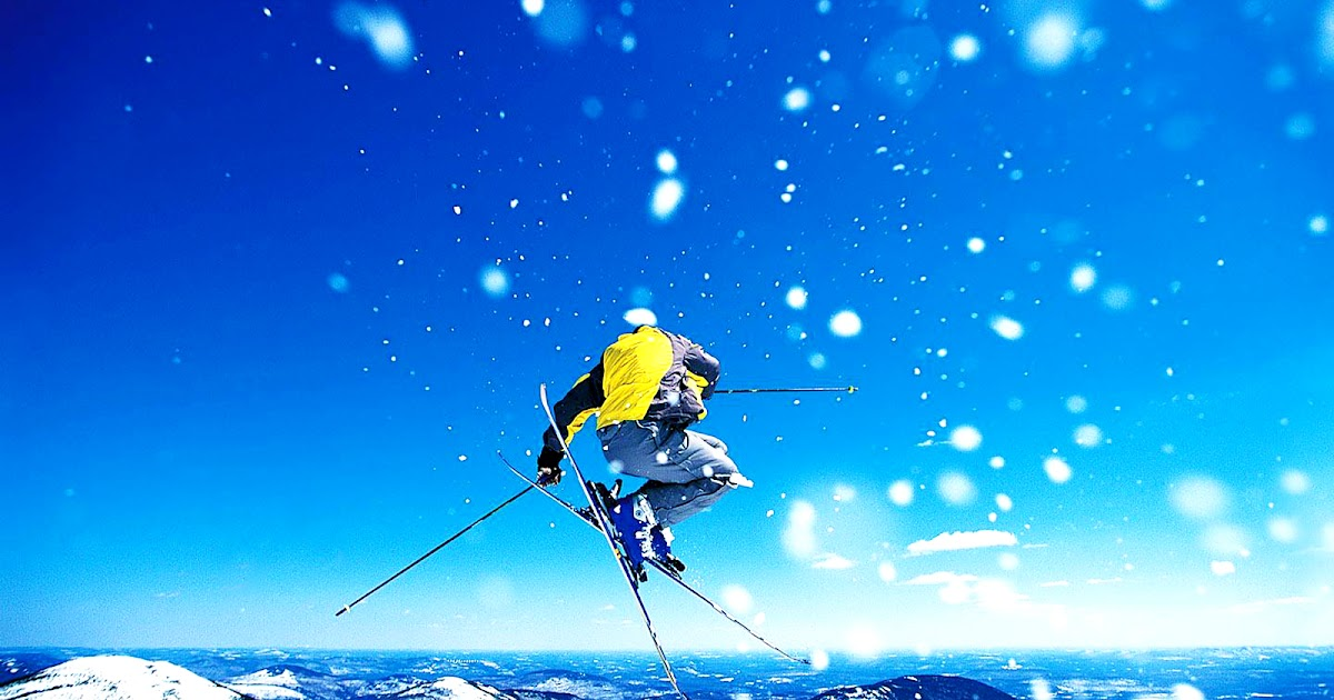 Skiing Sport Wallpaper Iphone: Central Wallpaper: Skiing Winter Sports HD Wallpapers