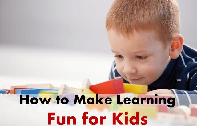 kids fun activities