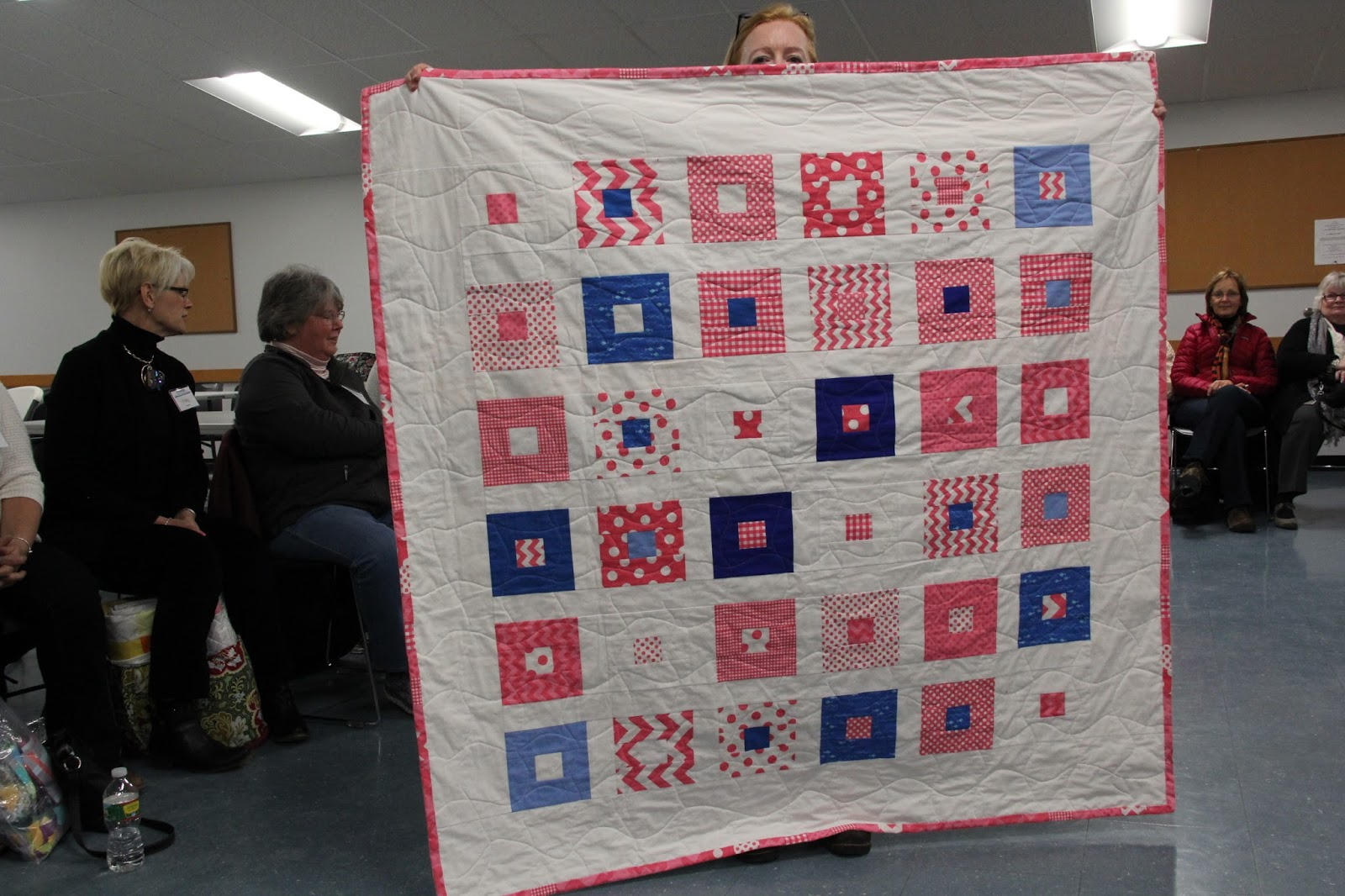 Quilt Und Patchwork Pakete New Hampshire Modern Quilt Guild February 2016