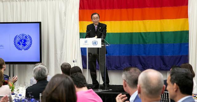 """ONU pede """"ações urgentes"""" contra a discriminação de LGBTs no mundo, em Genebra"""