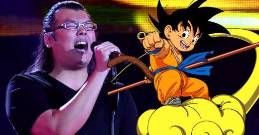 """Un participante de La Voz canta """"DRAGON BALL"""" y enloquece al jurado y al público"""