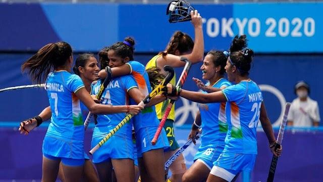 Tokyo 2020: India stun Australia 1-0 to stretch historic run in women's hockey, set up semi-final vs Argentina