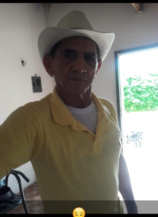 Morre em Elesbão Veloso, Benedito Reis, pai do empresário Tóim Sorriso, aos 79 anos
