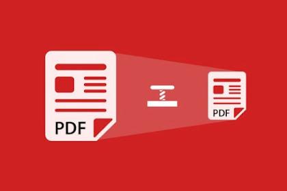 7 Kemungkinan untuk Mengompres Dokumen PDF dengan Cepat dan Benar