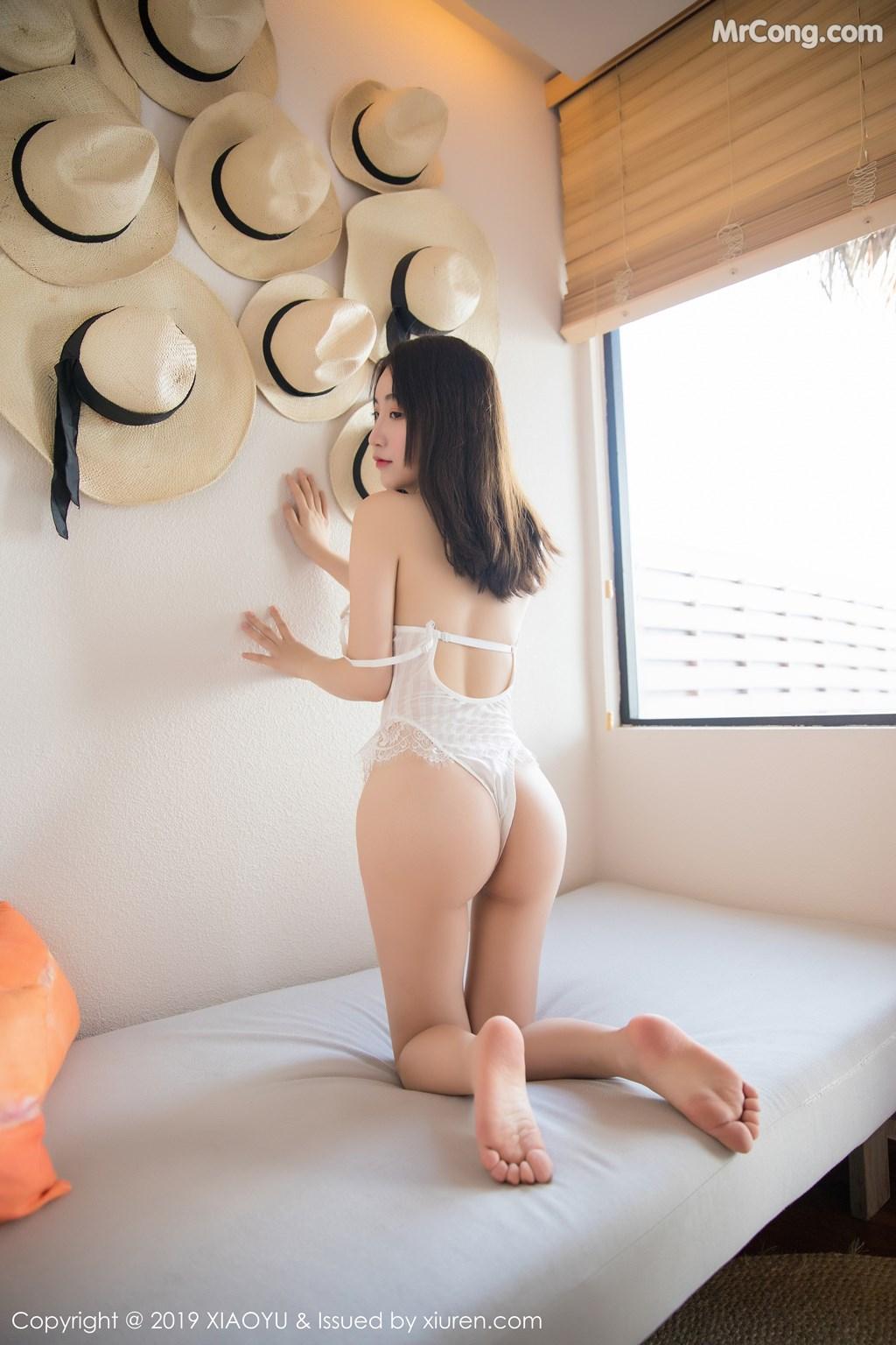 Image XiaoYu-Vol.147-Cherry-MrCong.com-010 in post XiaoYu Vol.147: 绯月樱-Cherry (66 ảnh)