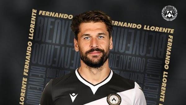 Oficial: El Udinese firma a Fernando Llorente