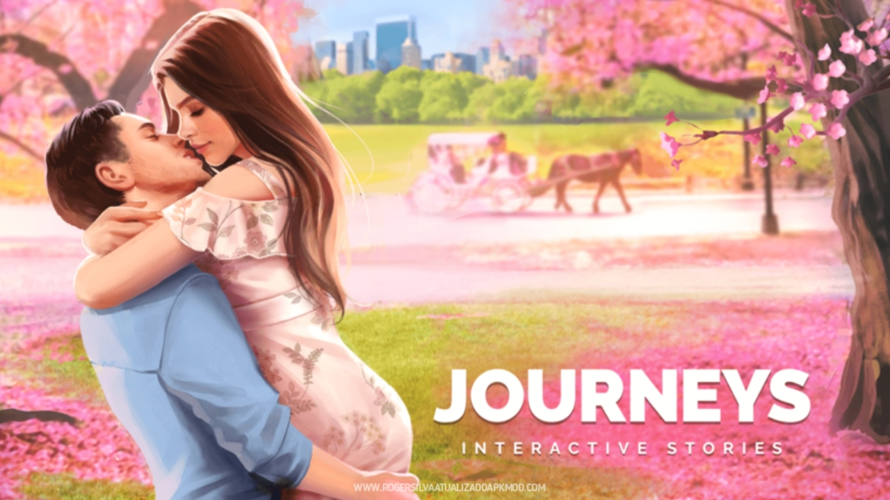 Journeys Interactive Series mod APK