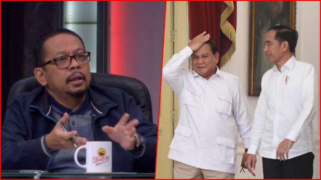 M Qodari Usul Pasangan Jokowi-Prabowo 2024: Untuk Hadapi Polarisasi