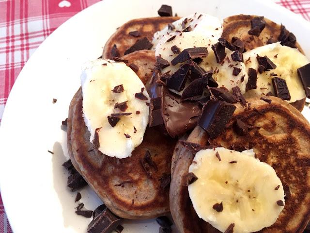 Tortitas con proteína