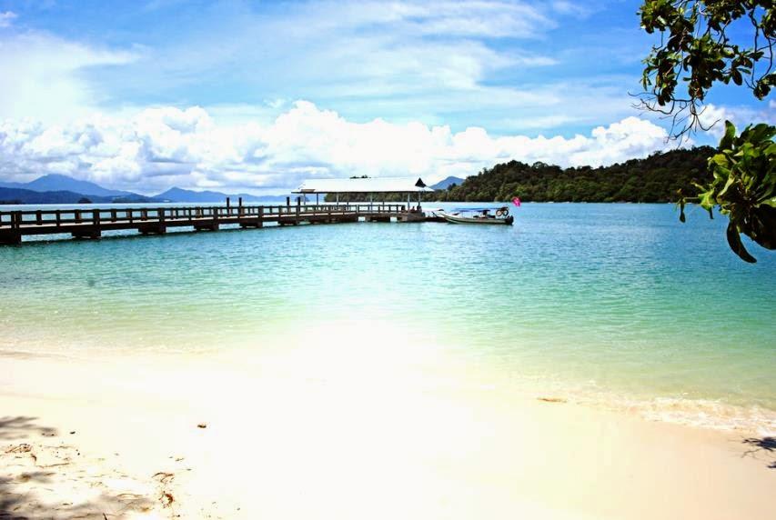 Sky Leren Bankstel.Leren Travel Langkawi Island Hopping Fishing