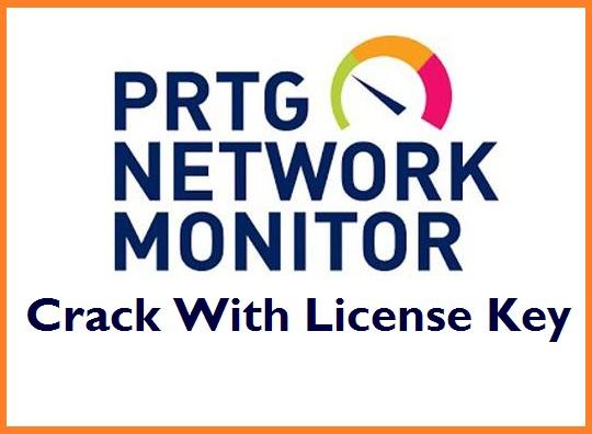 PRTG Network Monitor 19 1 48 2929 Crack With License Key