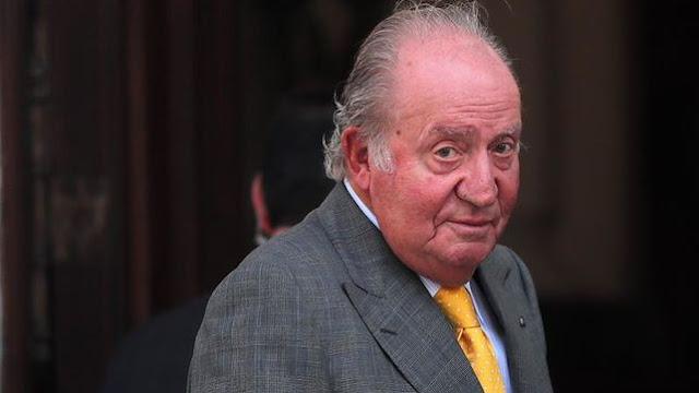 """La prensa inglesa desvela el pago comisionado de 47 millones de euros al """"testaferro"""" del rey emérito"""