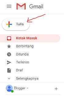 cara mengirim email lewat gmail terbaru